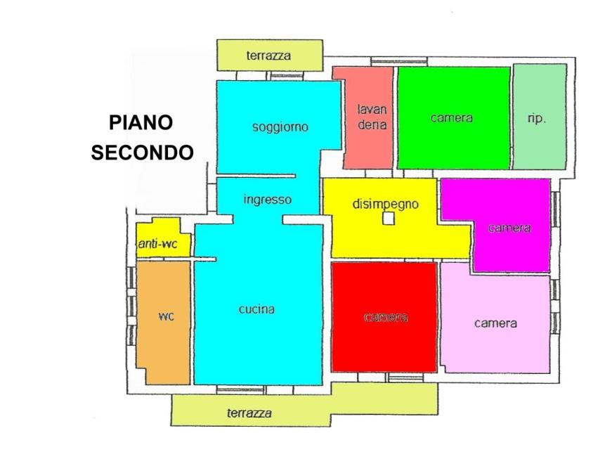 Tambre, 4 Stanze da Letto Stanze da Letto, ,1 BagnoBathrooms,Appartamento,Vendita,1017